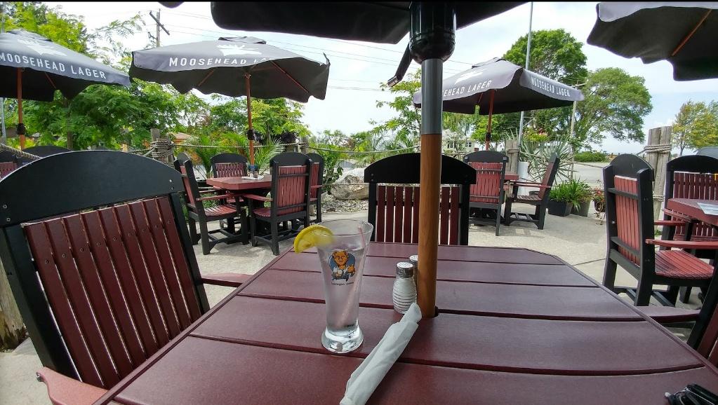 Freddy's Restaurant Leamington Ontario Best Perch in Ontario